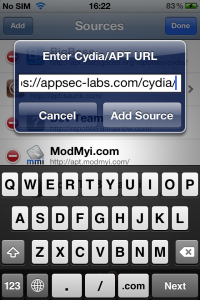 Cydia Explained - AppSec Labs